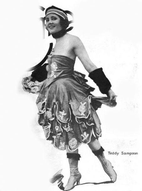 Teddy Sampson 2