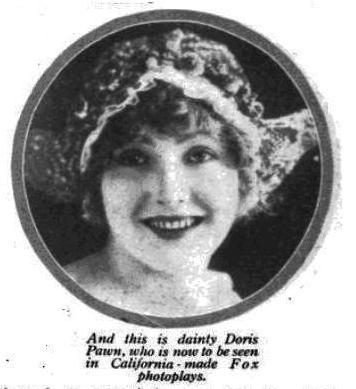 Doris Pawn 1915